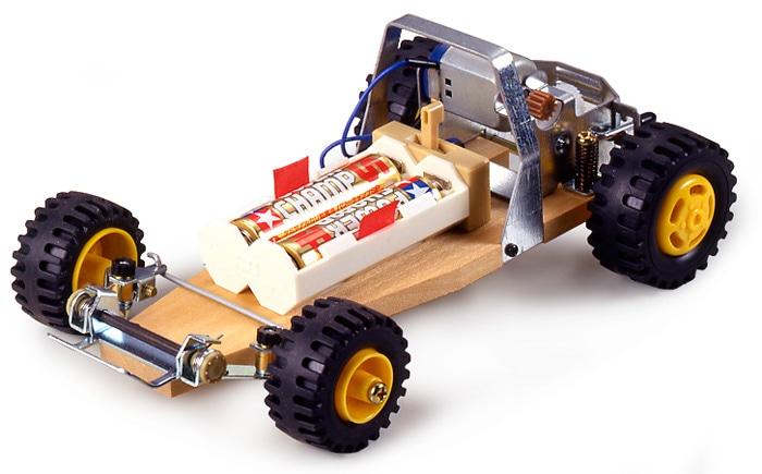 タミヤ 楽しい工作シリーズ タンク工作基本セット | タミヤ